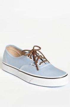 Vans 'Authentic' Twill Sneaker (Women)