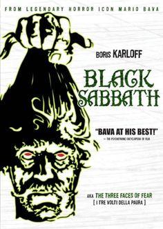 Amazon.com: Black Sabbath: Boris Karloff, Michèle Mercier, Jacqueline Pierreux, Mark Damon, Mario Bava: Movies & TV