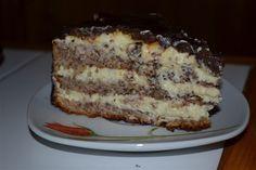 Tort cu crema mascarpone si nuci Romanian Desserts, Romanian Food, French Toast, Sweets, Candy, Breakfast, Bar, Pies, Kuchen