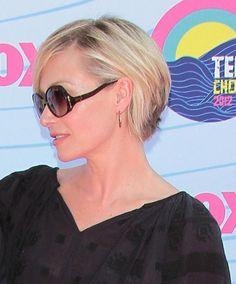 Portia de Rossis sexy cropped cut