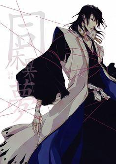 Kuchiki Byakuya | Bleach