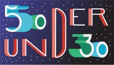 Fifty Under Thirty - Jefferson Cheng — Design & illustration