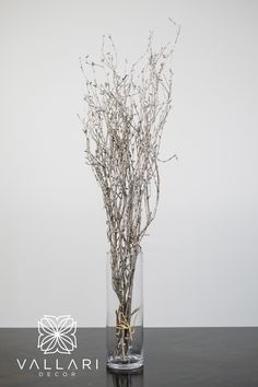 "These are real natural branches with Silver paint Each bundle comes with 8 branches! 1 Pack should be good enough for a centerpiece :) (1 pack is the amount in the vase in the picture) VASE NOT INCLUDED They are 32"" long. If you need them shorter you can cut them from the bottom! ✨Follow us on social media!✨ 👉Instagram - @VallariDecor 👉Pinterest - @VallariDecor 👉Facebook - @VallariDecor Cylinder Vase Centerpieces, Branch Centerpieces, Winter Wonderland Decorations, Curly Willow, Willow Branches, Silver Paint, Green Vase, Social Media, Events"