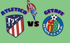 Atlérico de Madrid 2- Getafe 0. 6-12-2018.