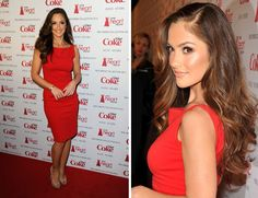 Fashion e bela Minka Kelly