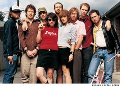 Broken Social Scene. Seen them live 6 times and would go 6000 more.