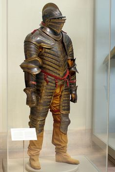 Armour of Henry VIII of England Italy 1544