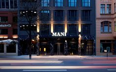Hotel MANI Berlin - A Perfect Stay For Young Trendsetters #Berlin #coolstays #travel