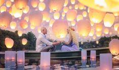Movie-Inspired Romantic Engagement Photos - 08-Tangled-Sam Haddix