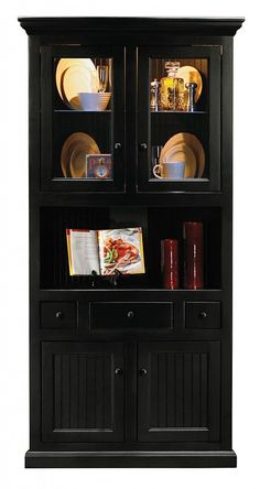 Eagle Furniture Customizable Corner Dining Hutch/Buffet   Store And Display  Your Lovely Dishes With The Eagle Furniture Customizable Corner Dining ...