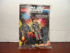 SOLD!  SOLD!  SOLD!  --------------------------------------------  VERY RARE VINTAGE GI JOE AIR INDIA & FUNSKOOL PROMO GIFT- MAIN FRAME (MIP)   i want this!