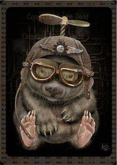Znalezione obrazy dla zapytania fantasy mole