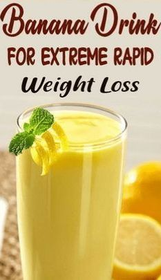 One of the best ways to lose weight fast is by consuming smoothies. Here is a powerful banana smoothie recipe to lose weight fast at home. Healthy Detox, Healthy Drinks, Healthy Recipes, Healthy Weight, Diet Drinks, Healthy Smoothies, Healthy Eating, Healthy Foods, Easy Detox