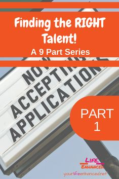 Finding the right talent - A 9 part series exploring evidence-based hiring decisions to find the right fit for every hire Resume Review, Small Business Resources, Talent Management, Self Development, Teamwork, Workplace, Cover Letters, Challenges, Explore