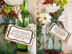 Eclectic Handmade St. George Island Wedding
