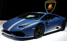 The limited edition Lamborghini Huracan Avio launching in India on September 22 , Car News - K4car.com