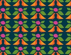 Pattern by Maja Modén