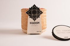 Khaohom: Sustainable Rice Packaging (Student Project) on Packaging of the World - Creative Package Design Gallery