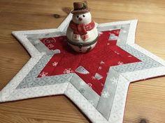 Einen Stern nähen mit Vlieseline Rasterquick Dreieck - YouTube