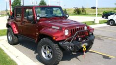 Jeep wrangler tricked out - Google Search