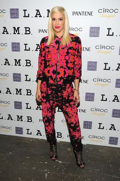 Gwen Stefani Photos - Gwen Stefani Spring Summer 2015 Lamb Collection  Fashion Pictures 937880ee0