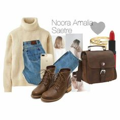 Skam style Noora Source by sarah_laalaaa skam style Preppy Mode, Preppy Casual, Casual Chic Style, Preppy Style, Casual Outfits, Cute Outfits, Fashion Outfits, My Style, Trendy Fashion