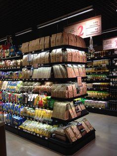 Premium food market  SSG in Korea