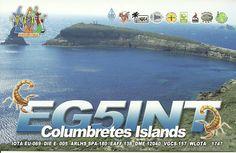 Columbretes Island Spain
