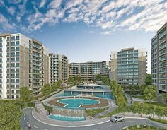 Evora Istanbul to House More than 50.000 People