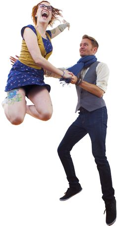 Goal #9: Learn how to do aerials in Lindy hop.