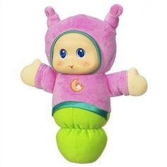 Playskool Lullaby Gloworm -  Cannot live without this heaven-sent toy!!! Would highly recommend to any new mommy & daddy out there. Lifesaver!