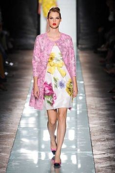 Roccobarocco Ready To Wear Spring Summer 2014 Milan – Fashion Style Magazine - Page 3