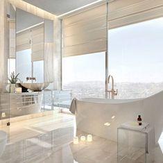 Modern home design – Home Decor Interior Designs Dream Home Design, Modern House Design, Home Interior Design, Modern Mansion Interior, Dream Bathrooms, Beautiful Bathrooms, Luxury Bathrooms, Master Bathrooms, Bathroom Mirrors