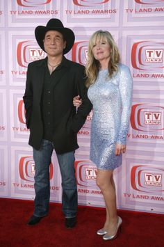 """Clint Black and Lisa Hartman Black - We won't be seeing Clint on Dancing With the Stars this season - he and one other country artist said, """"No thanks!"""""""