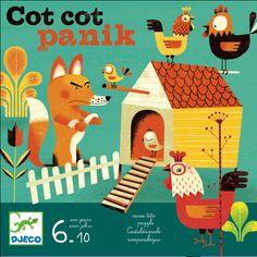 #Game cot cot panik by #Djeco from www.kidsdinge.com  https://www.facebook.com/pages/kidsdingecom-Origineel-speelgoed-hebbedingen-voor-hippe-kids/160122710686387?sk=wall