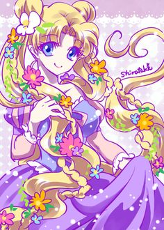 Usagi Rapunzel by Shirataki
