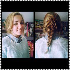 Classic French Plait. #hair #beauty #classic #plait #braid