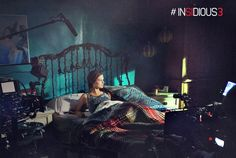 "Insidious – Chapter 3 is an upcoming American supernatural horror saga where recently The Makers Released The first trailer of the film which is a prequel to the other two films. Insidious – Chapter 3 is written and directed by Leigh Whannell, who wrote previous ""Insidious"" Chapters, makes his feature..."