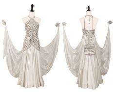 Crème de la Crème | Smooth & Standard Dresses | Encore Ballroom Couture
