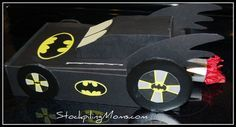 Making Valentine's Day boxes for boys isn't the easiest task since boys aren't usually into hearts and doilies, including my two boys. Here are some great ideas for your boys to make their own boyish Valentine boxes! Valentine Box Ideas for Boys Army Tank Valentine Box for Boys Batman Batmobile Valentine Box for Boys Crocodile …