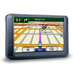 Garmin Nuvi 265w - Just follow the voices