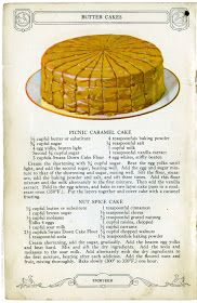 Tattered and Lost EPHEMERA: CAKE SECRETS from Swans Down Cake Flour