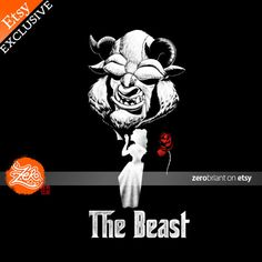 Weekly 15 Unisex/Mens: The Beast / Beauty Tee / by zerobriant