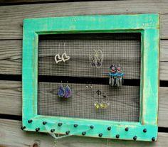 Jewelry Organizer, Jewelry Display, Jewelry Storage on Etsy, $44.00