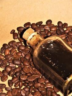 Kávový olej z kávového lógru Beauty Recipe, Ayurveda, Herbalism, Beans, Health Fitness, Homemade, Vegetables, Coffee, Healthy