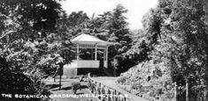 OP_WGTN_052 Wellington City, Garden Gazebo, Houses Of Parliament, British Isles, Botanical Gardens, New Zealand, Old Things, Island, Park