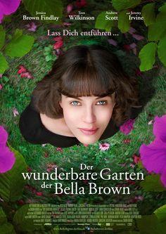 Der wunderbare Garten der Bella Brown ein Film von Simon Aboud mit Jessica Brown Findlay, Andrew Scott. Inhaltsangabe: Als Kind wurde Bella Brown (Jessica Brown Findlay) vor einem Waisenhaus ausgesetzt und auch sonst verlief das Leben der jungen Frau in alles andere als normalen Bahnen. Mittlerweil....