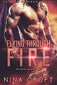 Warrior Woman Winmill: Flying Through Fire (Dark Desires #6) by Nina Croft. Paranormal Romance, ARC Review + Giveaway.