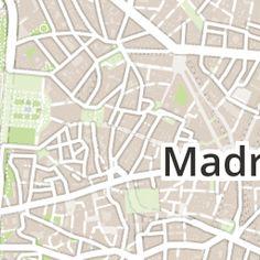 Plaza en Madrid, Madrid