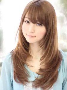 gambar model rambut shaggy panjang Medium Hair Styles 3f1d68f688